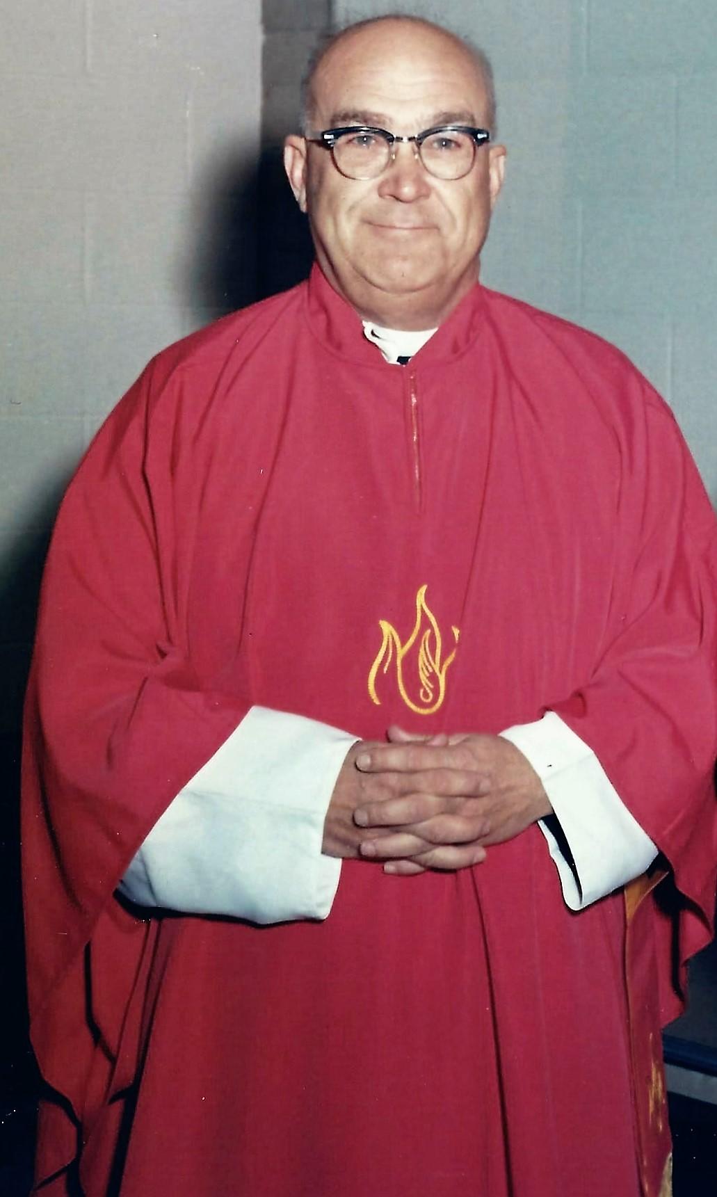 Fr. Nolan, 1964