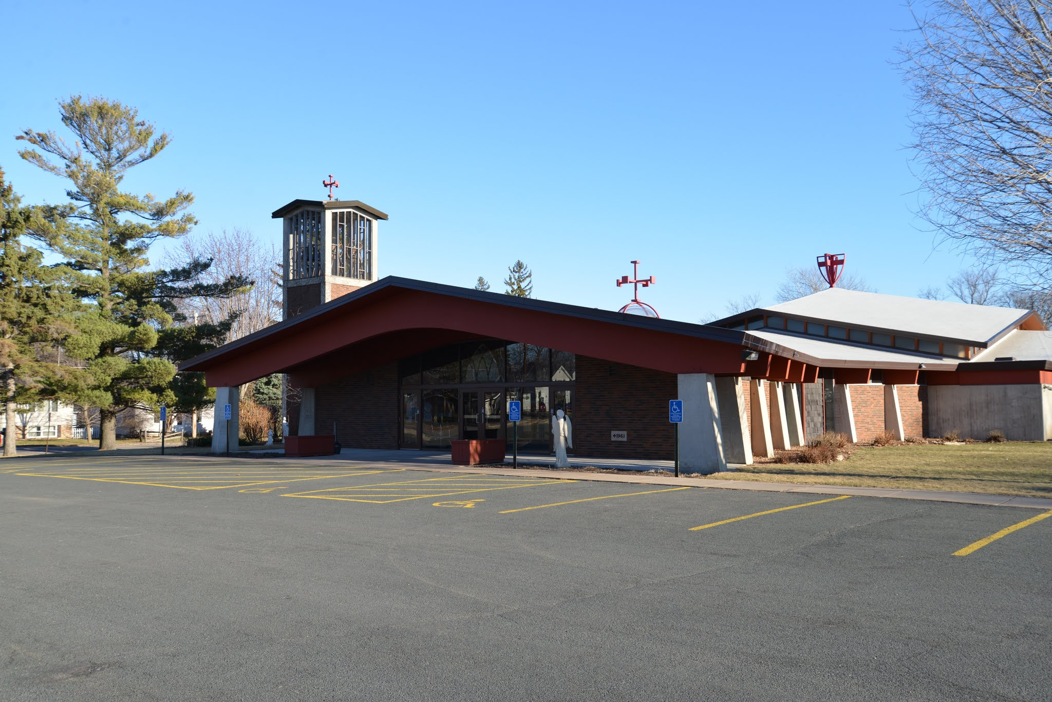 Current Church of St. George, Spring 2015, Meghan Flannery